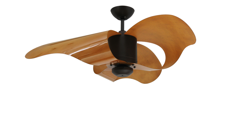 Troposair fans the la oil rubbed bronze and caramel blades aloadofball Gallery